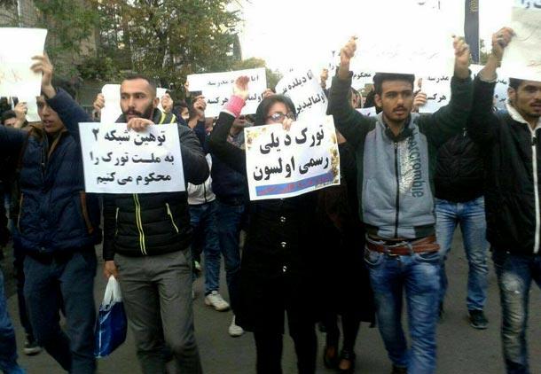 خشم ترکها از رسانه ضد ملی و هنر صحنهآرایی نظام/حسین نوش آذر