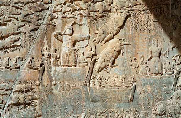 نگاهی به تاریخچه هنرهای تجسمی در ایران/ شیوا شرف پور