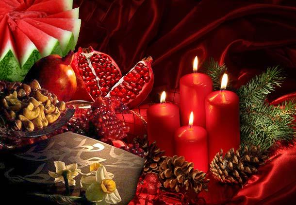 مشابهت های جشن شب یلدا با عید کریسمس/حسن گل محمدی