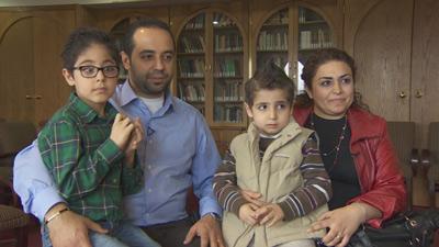 حمایت جامعه ارامنه ویلودیل از بیش از هزار پناهنده سوری