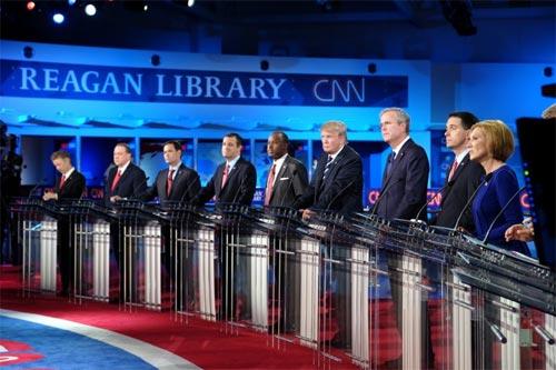 نگاهی به مناظره کاندیداهای جمهوریخواهان در آمریکا/اشکبوس طالبی