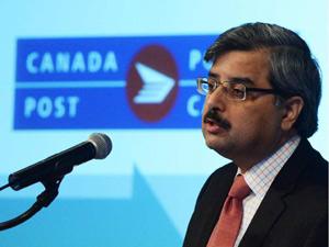 رئیس پست کانادا حاضر به کناره گیری از مقام خود نیست