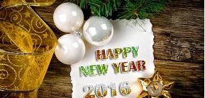ما شهروندان جهان، سال ۲۰۱۶ را به شما تبریک می گوییم