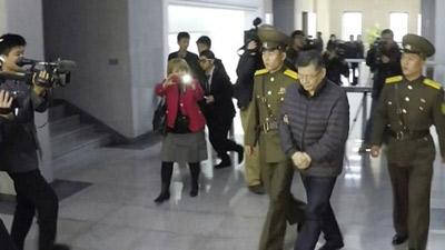 کشیش کانادایی در کره شمالی به حبس ابد محکوم شد