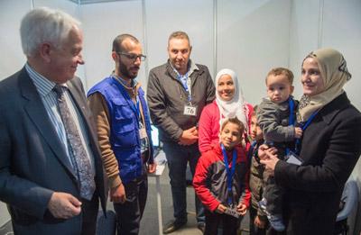 تأخیر در ورود پناهجویان سوری به کانادا