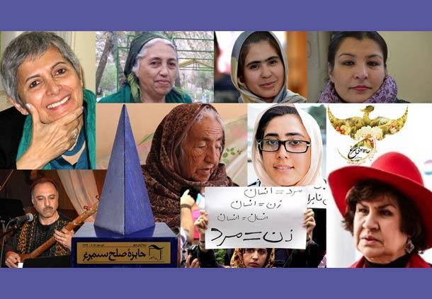مهرانگیز کار در میان برندگان جایزه بینالمللی صلح سیمرغ/ آیدا قجر