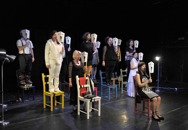 فستیوال ۲۲ ساله تئاتر کلن جوان تر از پیش/جواد طالعی