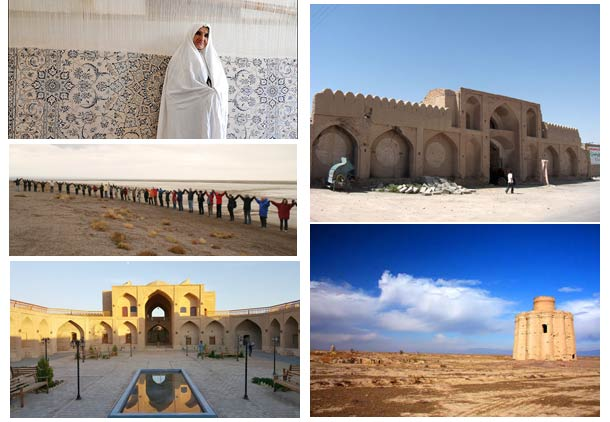 ورزنه؛ شهر سپیدجامگان /جعفر سپهری