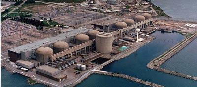 آغاز بازسازی چهار نیروگاه هسته ای دارلینگتون از ماه اکتبر