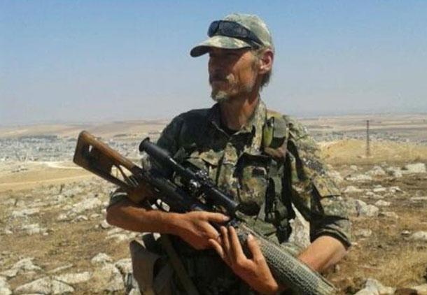 یک شهروند هلند به خاطر جنگیدن با داعش محاکمه می شود/جواد طالعی