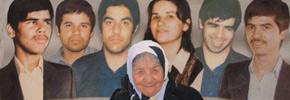 مادر بهکیش؛ نماد جنبش دادخواهی مردم ایران درگذشت/نسرین الماسی