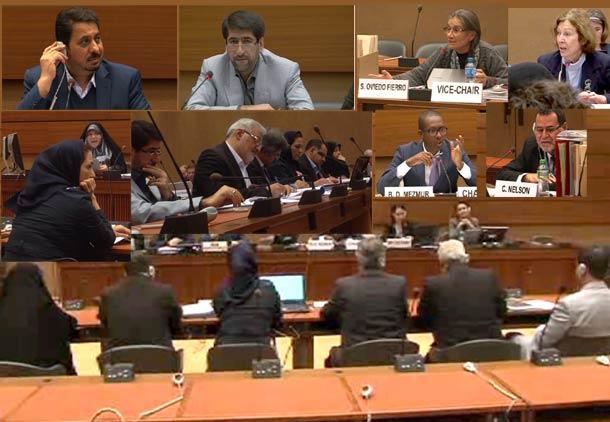 واکنش ها به اظهارات هیئت جمهوری اسلامی در کمیته حقوق کودک سازمان ملل: دروغ گفتند!