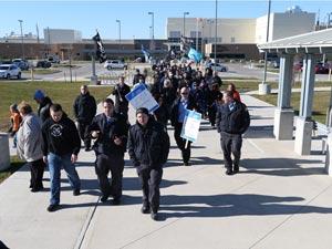 انصراف کارکنان زندان های انتاریو از اعتصاب