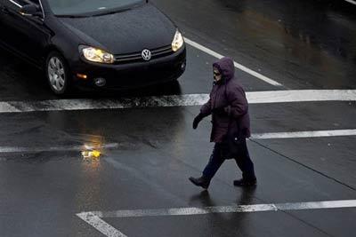 شروع اجرای قوانین مربوط به عابران پیاده در تورنتو