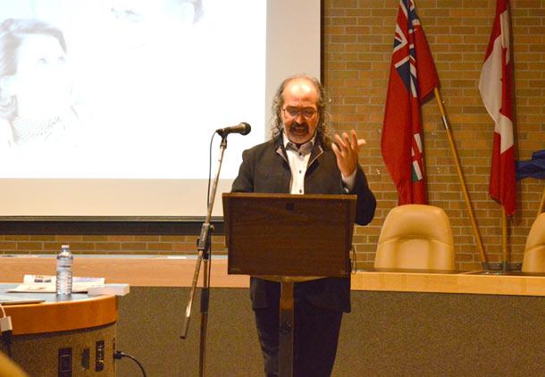 """معرفی """"حکمت تمدنی: گزیده ی آثار دکتر احسان یارشاطر"""" در کانون کتاب تورنتو"""