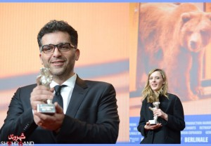 میا هنسن لاو (راست) بهترین کارگردانی  دانیس تانوویچ برنده  جایزه بزرگ هیئت داوران