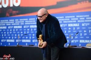 جیانفرانکو روسی برنده خرس طلایی جشنواره برلین