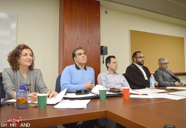 جلسه گفت و شنید کنگره ایرانیان کانادا؛ مکانی برای تمرین مدارا