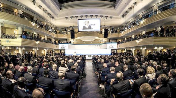 کنفرانس امنیتی مونیخ ـ 2016  سخنرانی وزیر دفاع آلمان