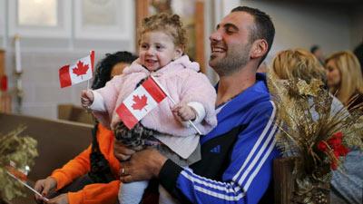 انتاریو آماده پذیرش ۱۰ هزار پناهنده تا آخر فوریه است