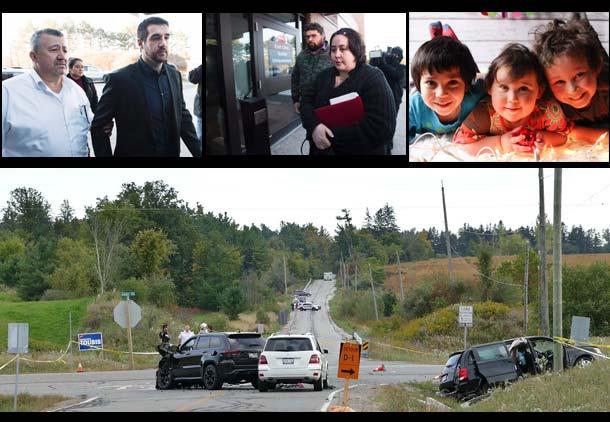 پایان دادگاه راننده ای که در حین مستی، ۴ نفر را کشت