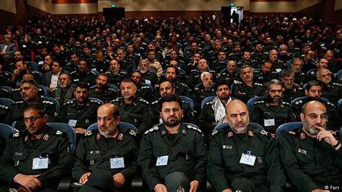 سپاه پاسداران به قدرت اقتصادی و سیاسی بالایی دست پیدا کرده است