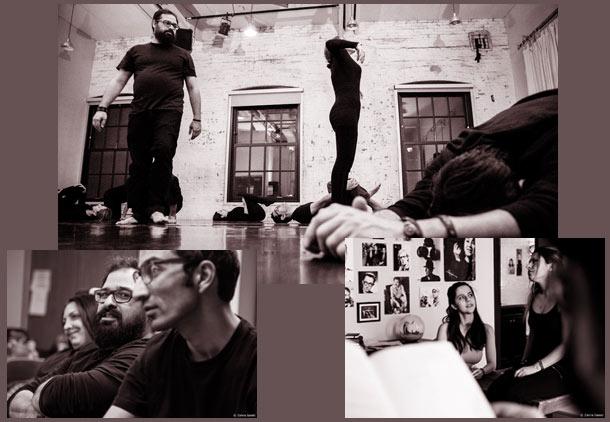 """نمایش""""سی روبل برای ظرافت"""" در تورنتو/دکتر علی نیک جو"""