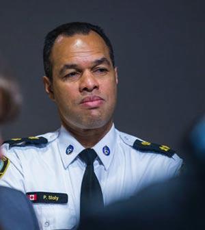 معاون پلیس تورنتو استعفا داد