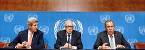 نتیجه مذاکرات سوریه!/ شهباز نخعی