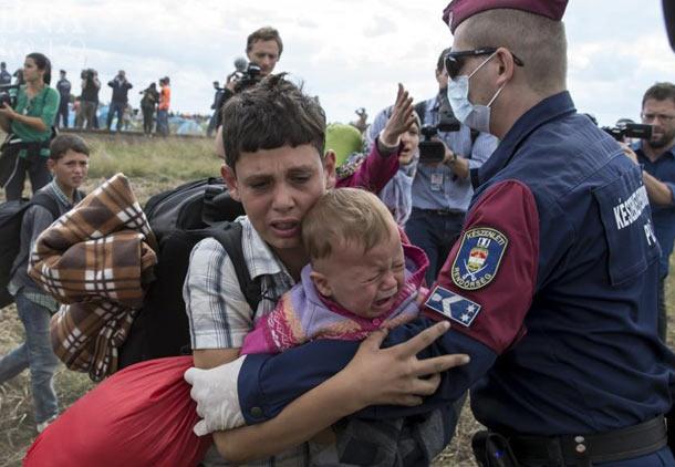 پناهجویان: سختگیری بیشتر اروپا و بیتفاوتی مردم/عباس شکری