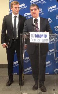 مدیر ارشد بهداری تورنتو  خواستار احداث مراکز تزریق امن شد