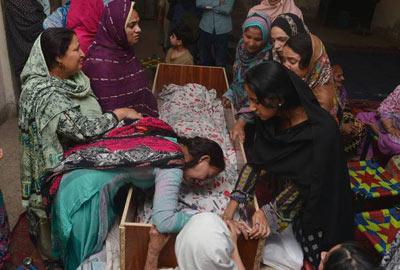 کشتار کودکان در لاهور گوشهای از جنایات بیشمار تروریسم اسلامی ست
