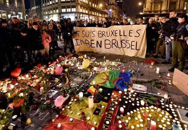 آخرین اخبار از حملات تروریستی بروکسل