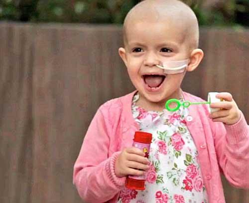 سرطان در کودکان/محمد رحیمیان