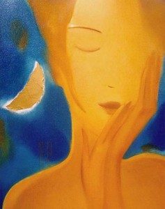 moon_woman--painting