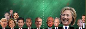 ناسیونالیسم آمریکایی؛ سیاست ترامپ برای پیروزی/اشکبوس طالبی