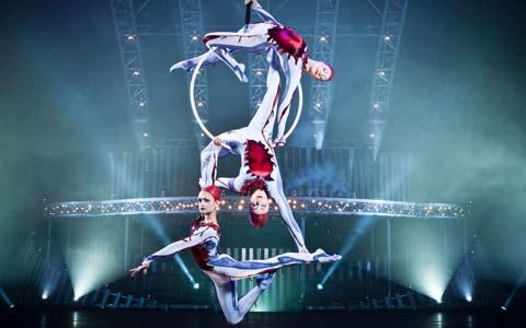 گسترش فعالیت های « سیرک دو سولی» کانادا در روسیه
