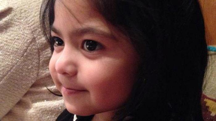 پیدا شدن دختر بچه ۴ ساله ای که پدرش او را دزدیده بود