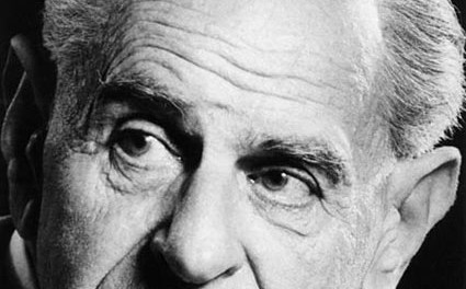 کارل پوپر و اندیشه های او/حسن گل محمدی
