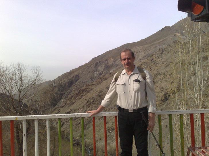 پناهگاه پلنگچال؛ تختگاه کیومرث/جعفر سپهری