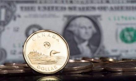 افزایش ارزش دلار کانادا با بالا رفتن قیمت نفت