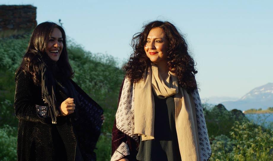 گفت وگوی شهروند با مهسا وحدت، خواننده و موسیقیدان/ حسن زرهی