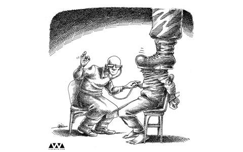 زنجیر محسوس بر پای دانشمند فیزیک هسته ای/ اسد مذنبی