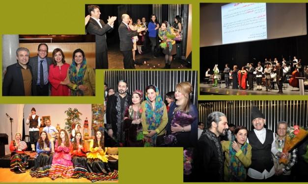 گزارش سومین جشنواره نوروز کانادا