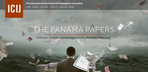 "اسامی ۳۵۰ کانادایی در ""اوراق پاناما"""