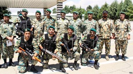 یک تکاور و سه مستشار ارتش ایران در سوریه کشته شدند