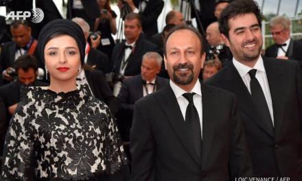 «فروشنده» فرهادی دو جایزه اصلی کن را برد: اصغر فرهادی بهترین فیلمنامه و شهاب حسینی بهترین بازیگر مرد