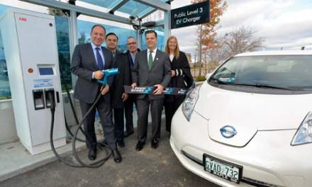 انتاریو ۵۰۰ پمپ برای خودروهای برقی احداث می کند