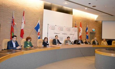 تشکیل مجمع عمومی و شکل گیری هیئت مدیره جدید کنگره ایرانیان کانادا…
