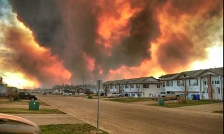 توسعه آتش سوزی در آلبرتا و خسارت ۹ بیلیون دلاری برای بیمه/فرهاد فرسادی